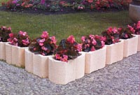 Bordillos de jardin torho s a plataforma horticom for Bordillos de jardin